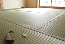新畳の画像