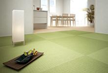 天然い草の置き畳の画像